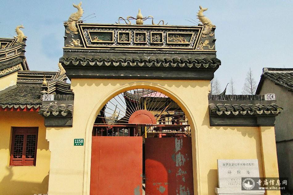 上海奉贤区旃檀禅院(旃檀庵)-寺庙信息网
