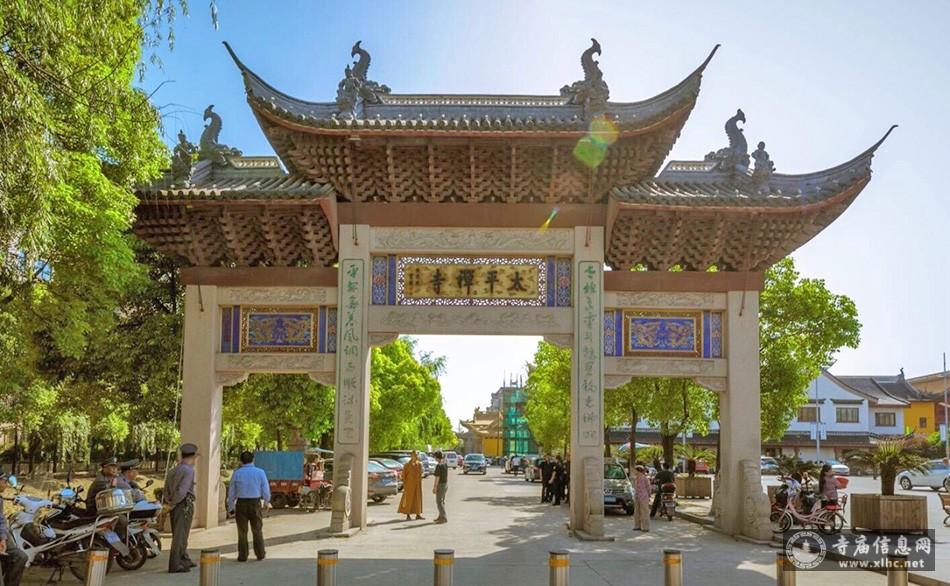 上海宝山区太平禅寺-寺庙信息网