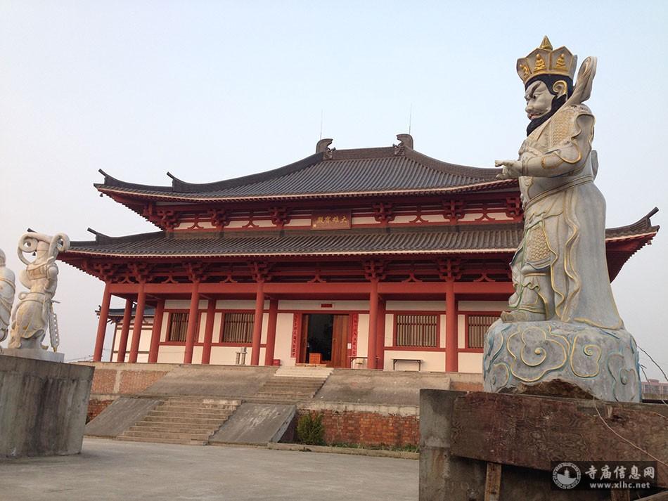上海崇明区三佛讲寺(三佛堂)(三佛讲堂)-寺庙信息网