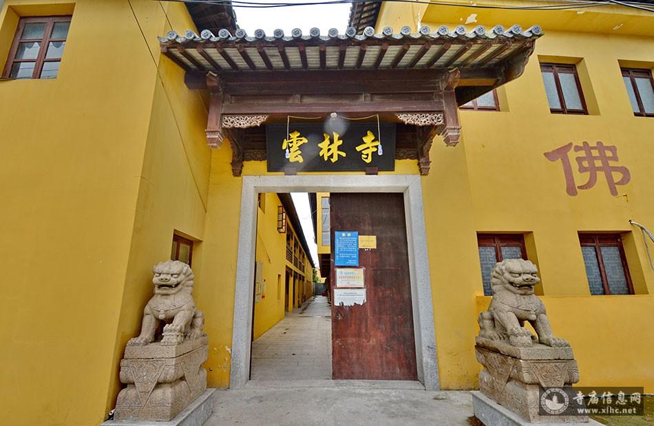 上海崇明区云林寺-寺庙信息网