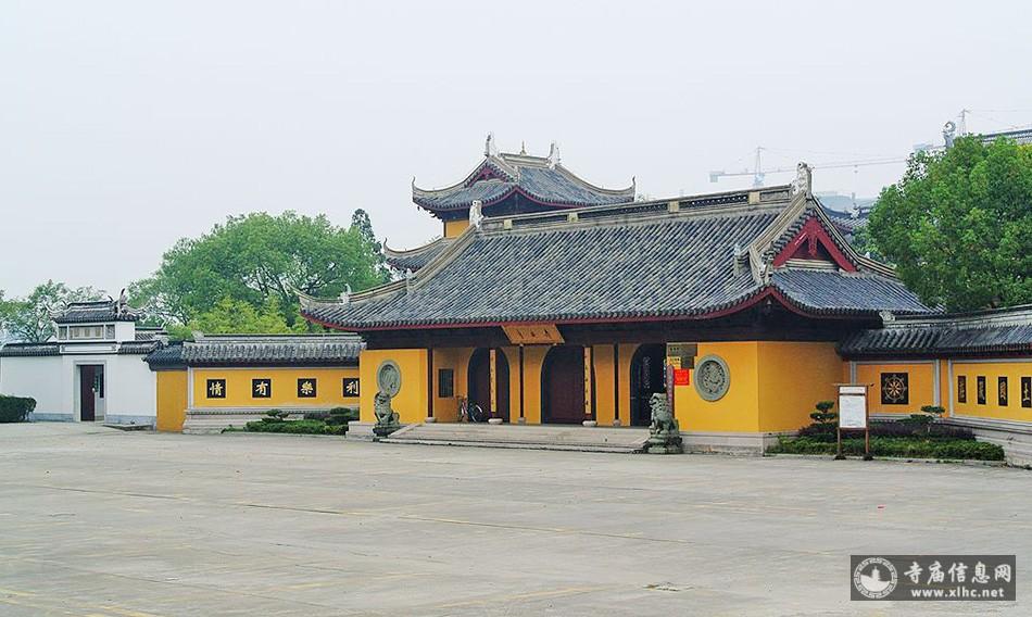 上海崇明区寿安寺-寺庙信息网