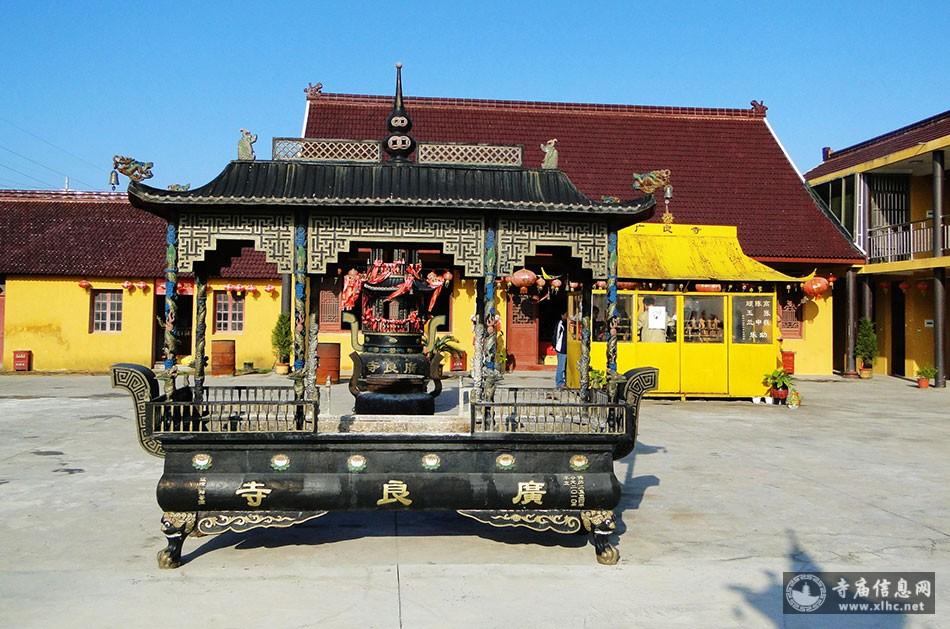 上海崇明区广良寺-寺庙信息网