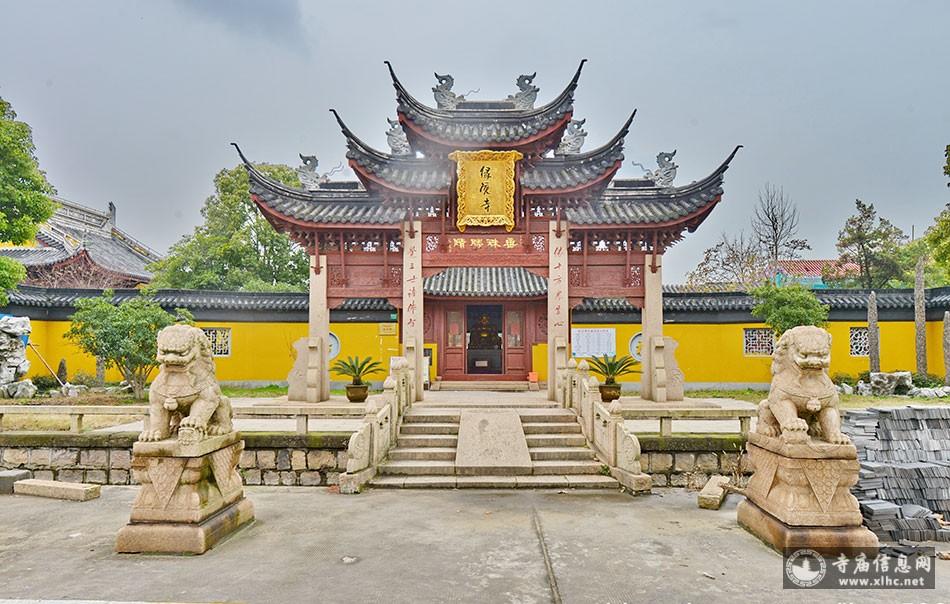 上海崇明区缘觉寺-寺庙信息网