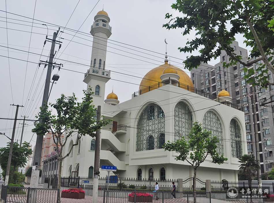 上海杨浦区江湾清真寺-寺庙信息网