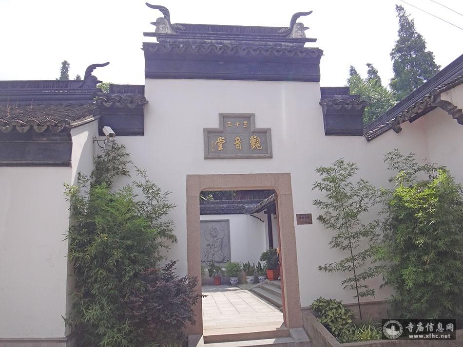 上海松江区三十三观音堂(秀溪道院)-寺庙信息网