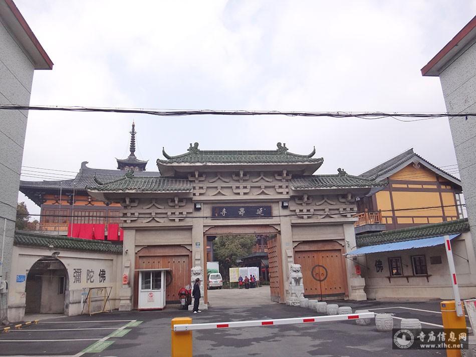 上海松江区延寿寺-寺庙信息网