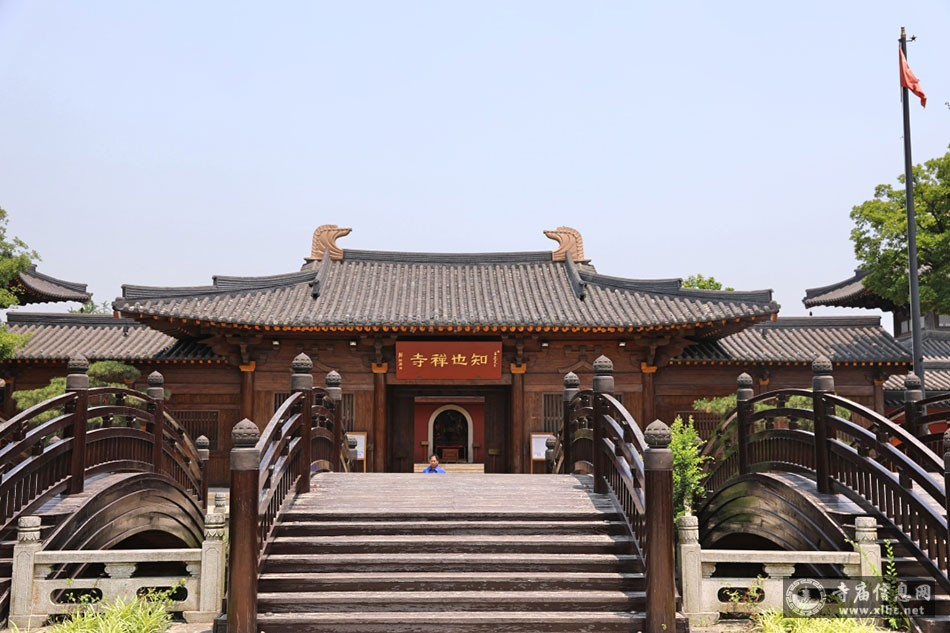 上海松江区知也禅寺-寺庙信息网