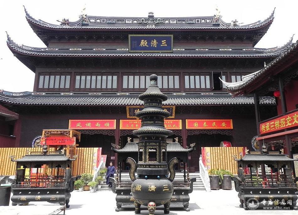 上海浦东新区崇福道院-寺庙信息网
