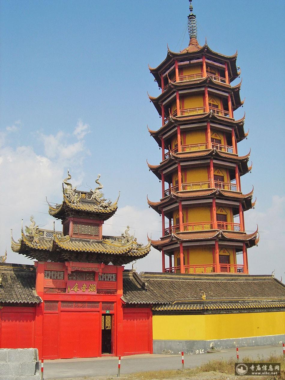 上海浦东潮音庵(观音堂)-寺庙信息网