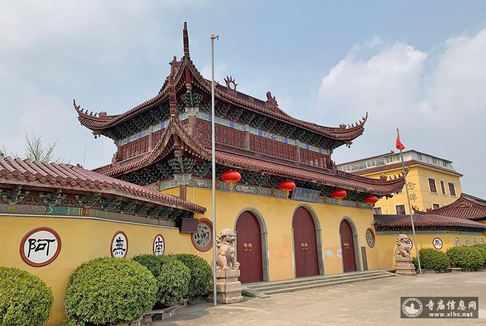 上海浦东碧云净院-寺庙信息网
