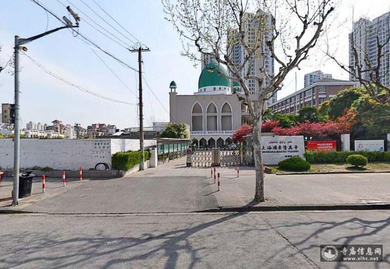 上海浦东清真寺-护程网络科技