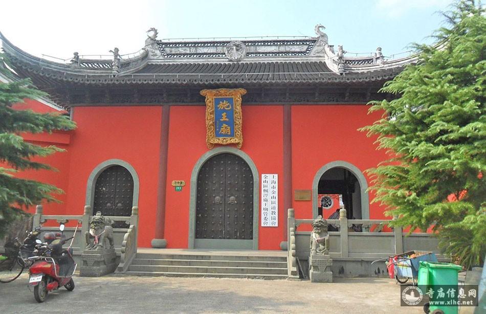 上海金山区施王庙(施王堂)-寺庙信息网