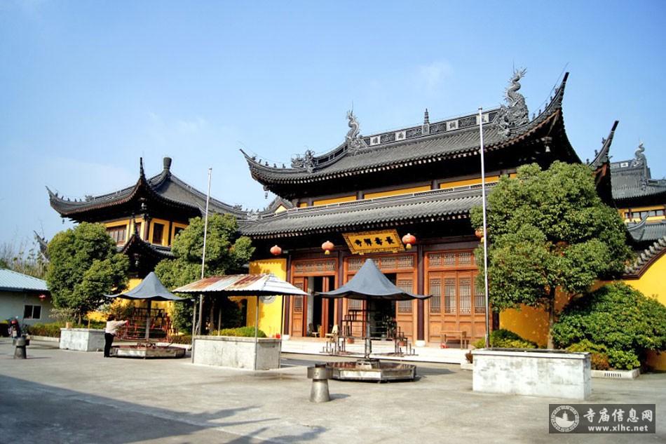 上海闵行区长寿禅寺-寺庙信息网