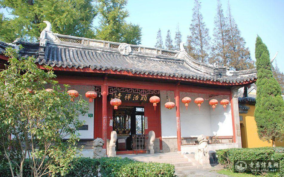 上海青浦区颐浩禅寺-寺庙信息网