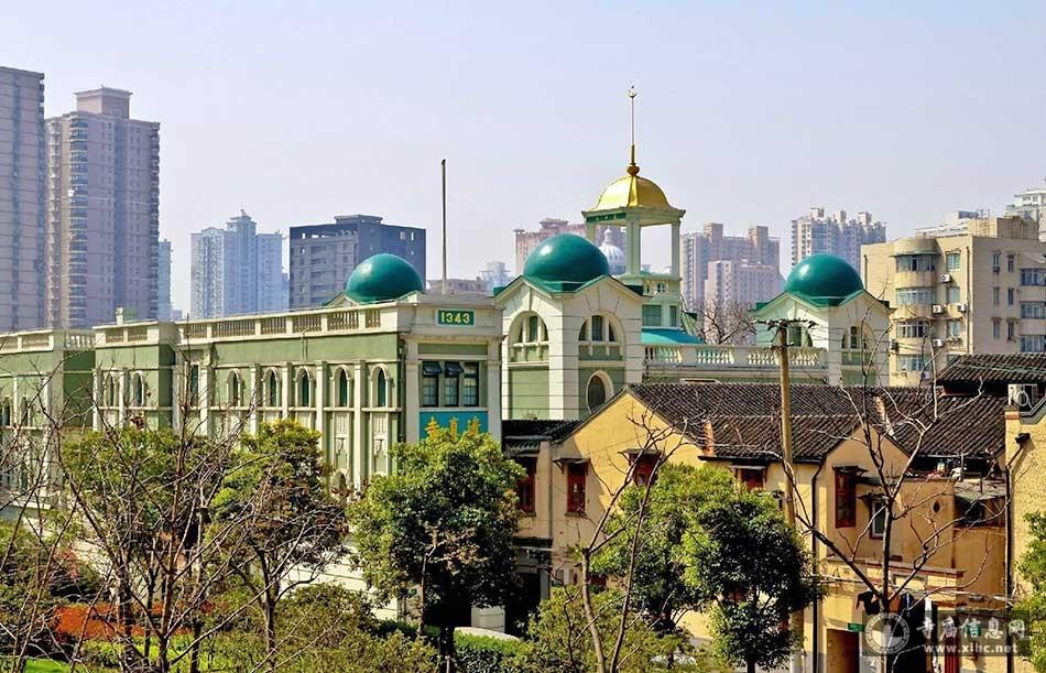 上海黄浦区小桃园清真寺-寺庙信息网