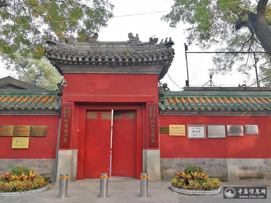 北京东城区凝和庙(云神庙)-寺庙信息网