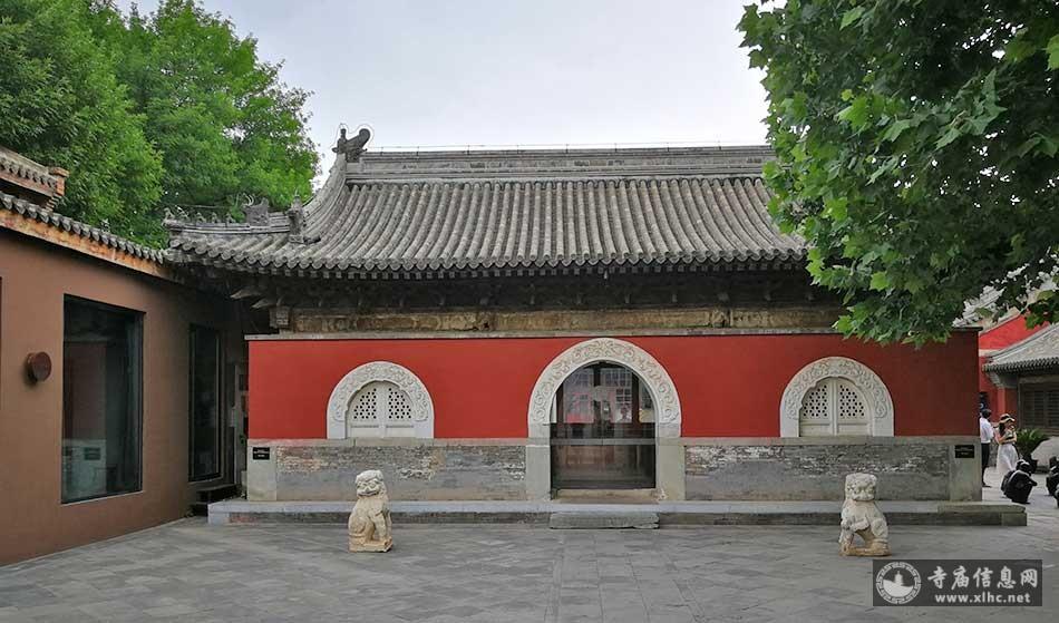 北京东城区智珠寺-寺庙信息网