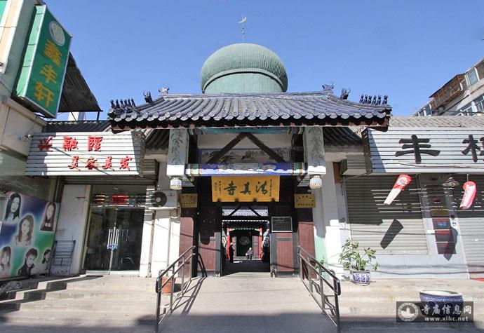 北京丰台区清真寺-寺庙信息网