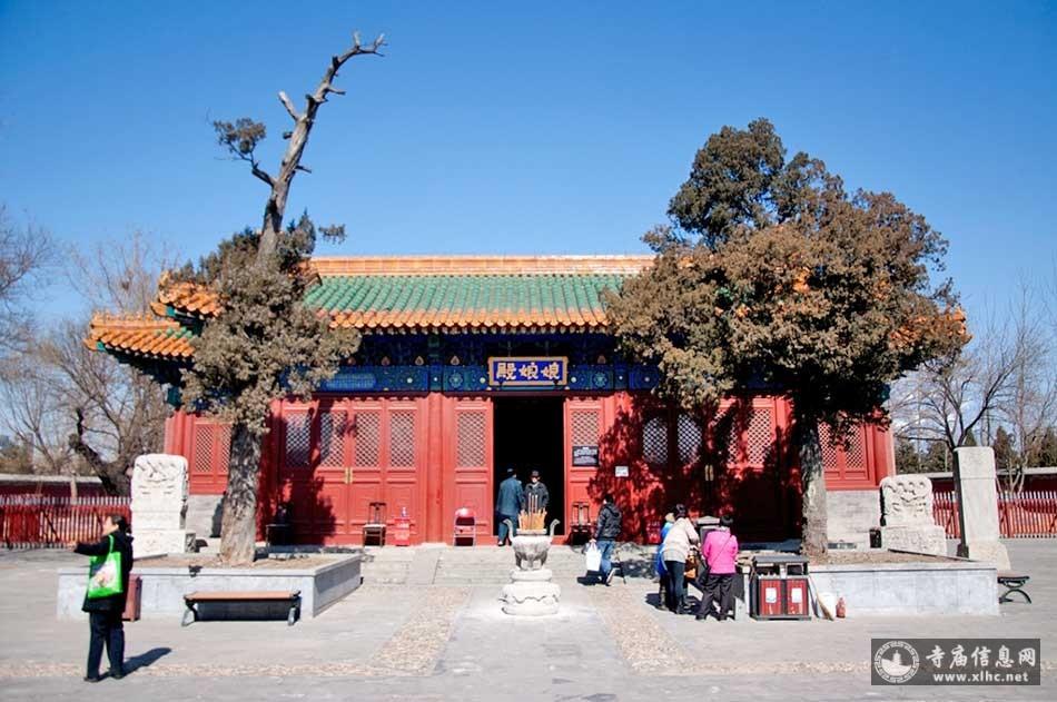 北京五顶庙(五顶娘娘庙)-寺庙信息网