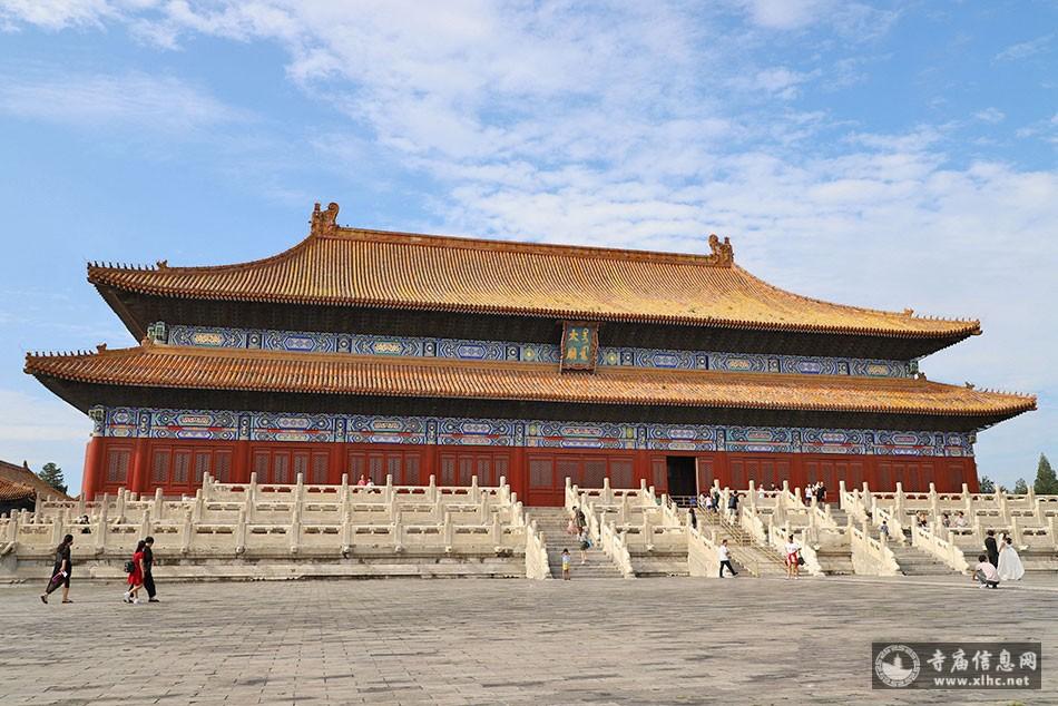 北京太庙-寺庙信息网