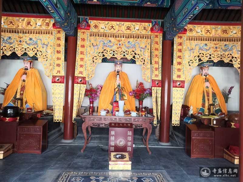 北京密云区古北口娘娘庙(泰山行宫)-寺庙信息网
