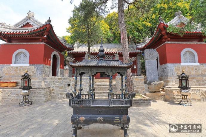 北京密云区青洞山三教寺-寺庙信息网