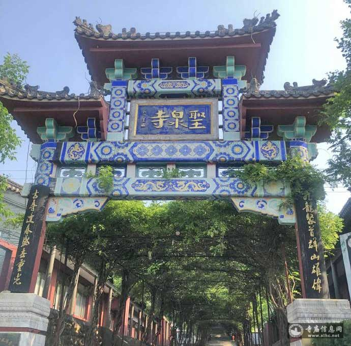 北京怀柔圣泉寺-寺庙信息网