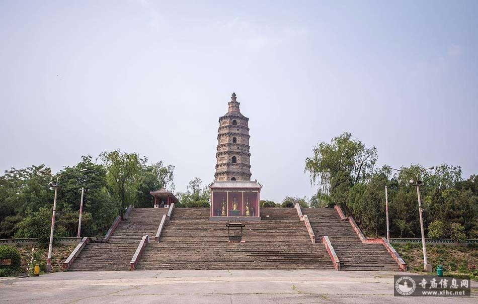 北京房山区良乡多宝佛塔(良乡塔)(昊天塔)-寺庙信息网