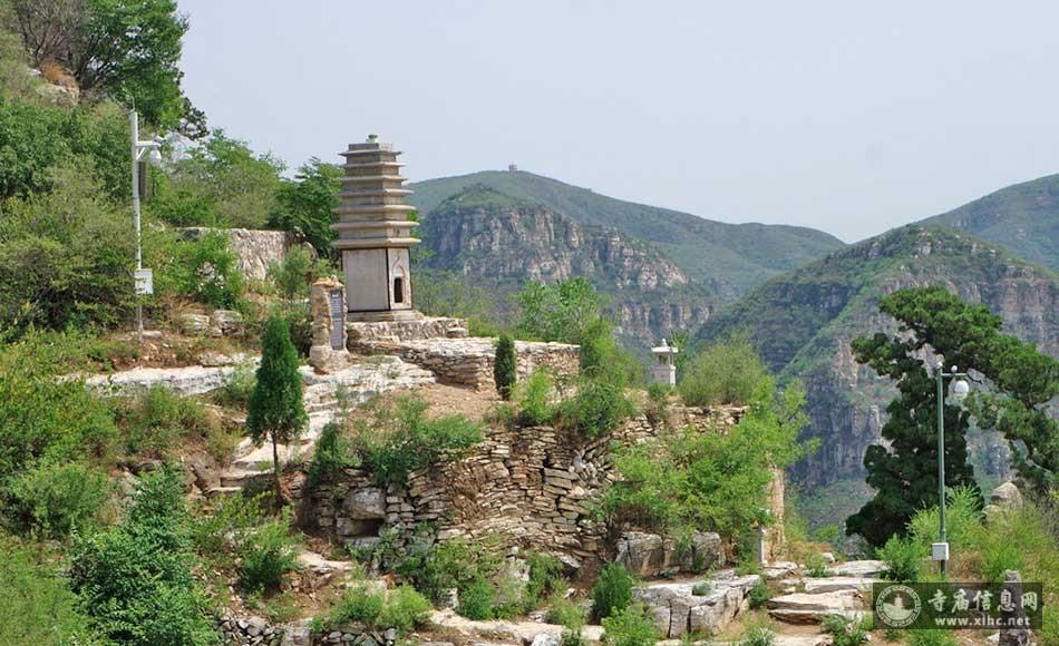 北京房山区金仙公主塔-寺庙信息网
