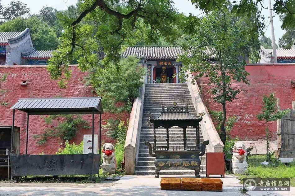 北京昌平敕赐和平寺-寺庙信息网