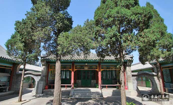 北京朝阳区西会清真寺-寺庙信息网