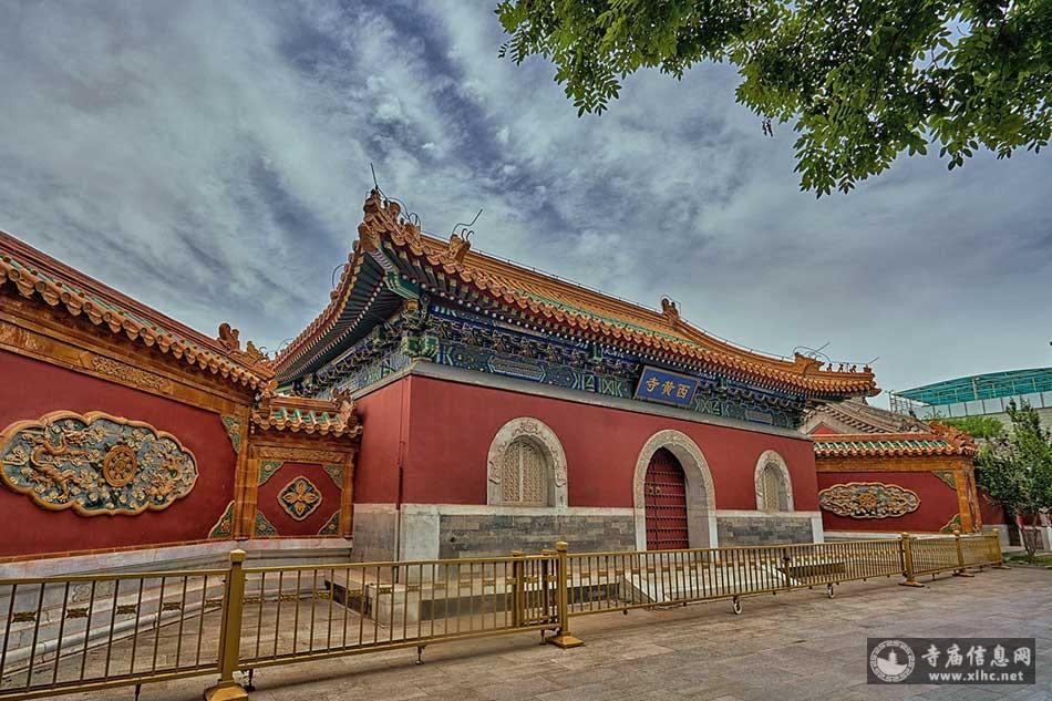 北京朝阳区西黄寺-北京四座金刚宝座塔之一-寺庙信息网