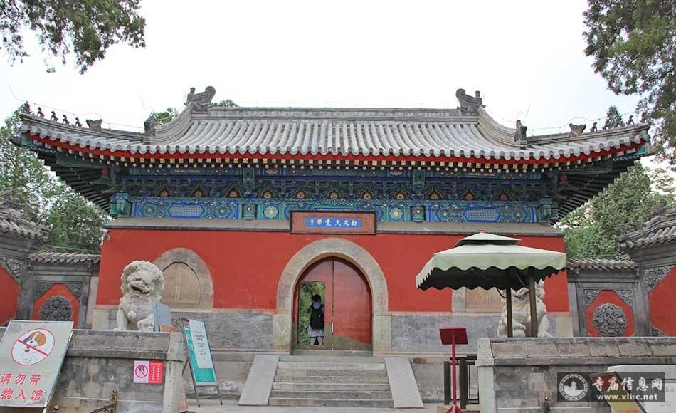 北京海淀区大觉寺(西山大觉寺)-寺庙信息网