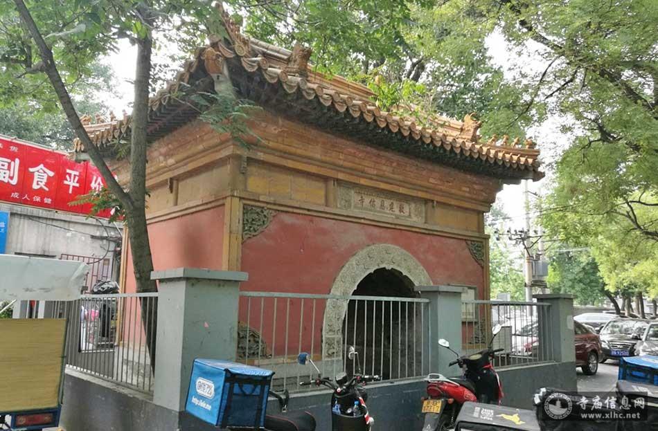 北京海淀区恩佑寺-护程网络科技