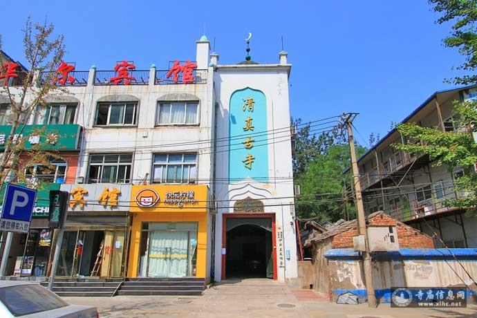 北京海淀区清真寺-寺庙信息网