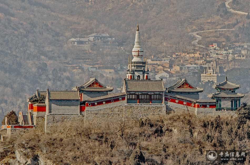北京海淀区玉泉山妙高塔 -北京四座金刚宝座塔之一-寺庙信息网