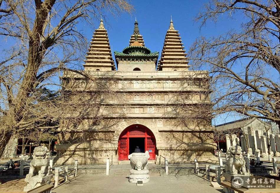 北京四座金刚宝座塔-寺庙信息网