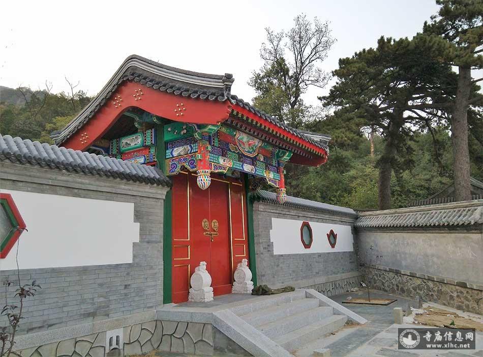 北京海淀区阳台山金山寺(金仙庵)-护程网络科技