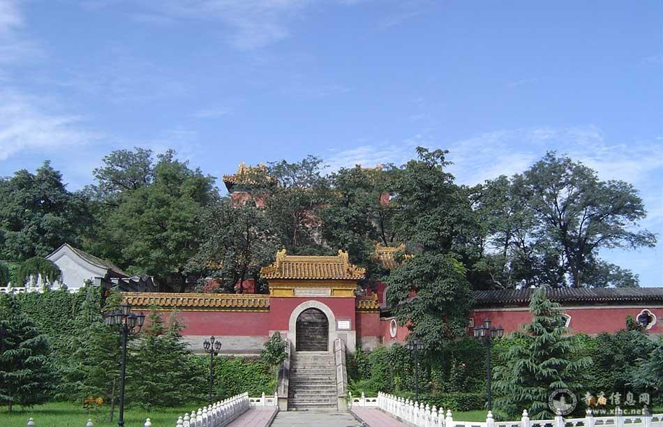 北京海淀区黑龙潭龙王庙-寺庙信息网