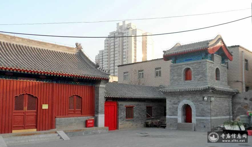 北京石景山显应寺(皇姑寺)-寺庙信息网