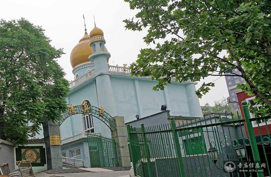 北京石景山清真寺-寺庙信息网