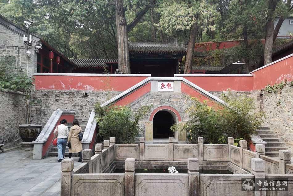 北京石景山龙泉庵(龙王堂)-北京八大处寺庙-寺庙信息网