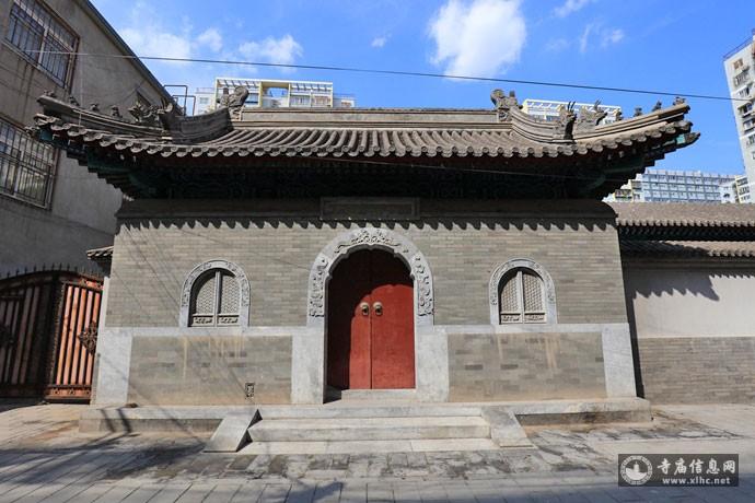 北京西城区京都都城隍威灵公庙(江南城隍庙)-护程网络科技