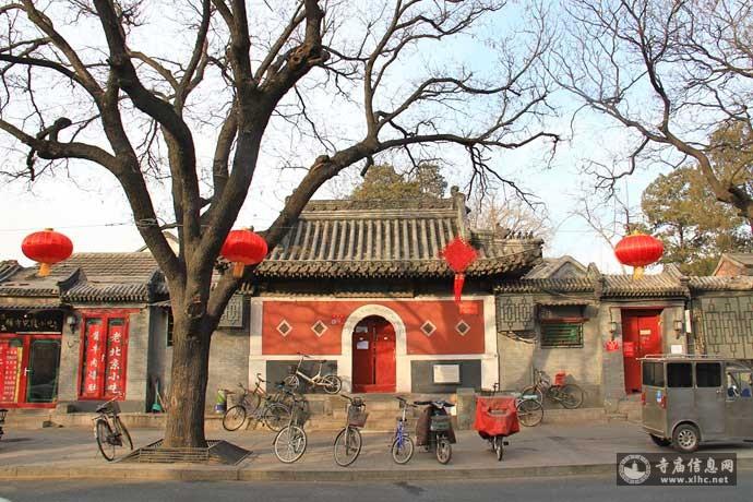 北京西城区兴隆寺-寺庙信息网
