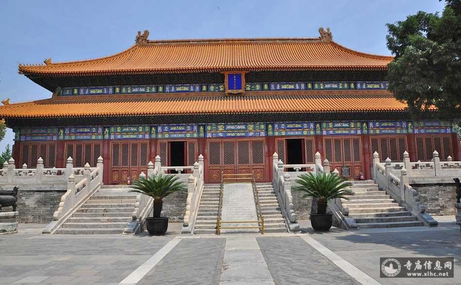 北京西城区历代帝王庙(帝王庙)-寺庙信息网