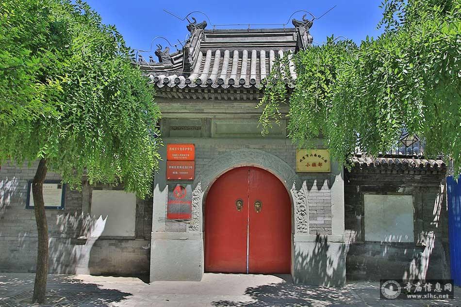 北京西城区大藏龙华寺-寺庙信息网