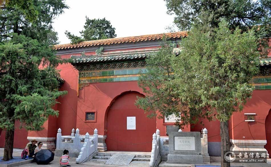 北京西城区大高玄殿-寺庙信息网