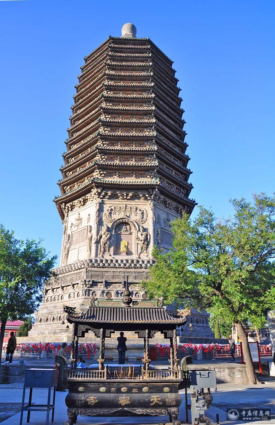 北京西城区天宁寺-寺庙信息网