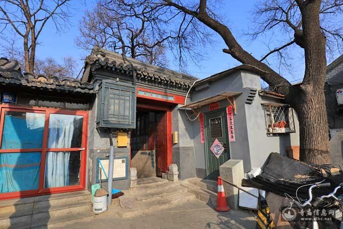 北京西城区天寿庵-寺庙信息网
