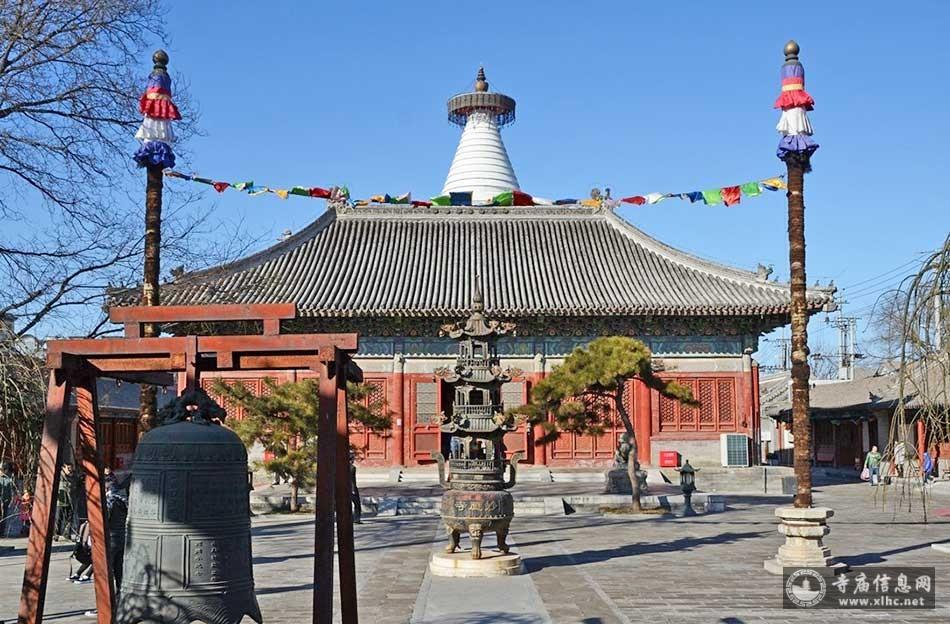 北京西城区妙应寺(白塔寺)(妙应寺白塔)-寺庙信息网